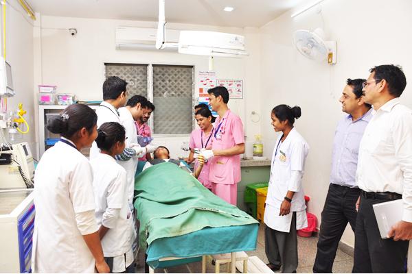 Best Trauma Center In Bhopal | Best Private NABH Hospital In Bhopal |